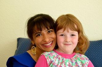 Anna at 6 years
